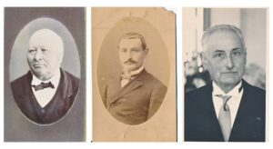 1900-1953 - Four generations of Perromats