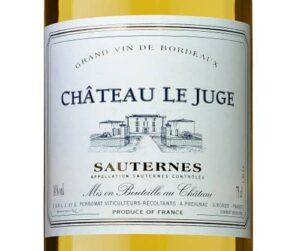 1992 - Château Le Juge