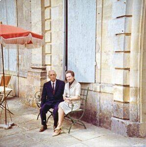 1973 - Louis et Armande Machy