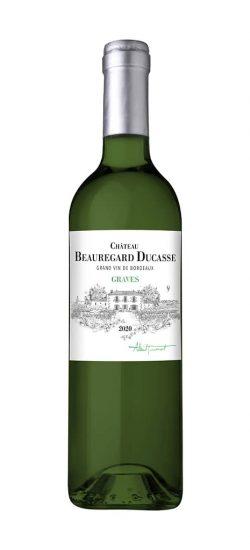 Vin Beauregard Ducasse Blanc