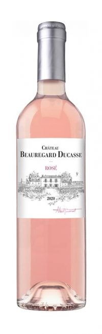 Vin Beauregard Ducasse Rose