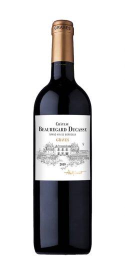 Vin Beauregard Ducasse Rouge