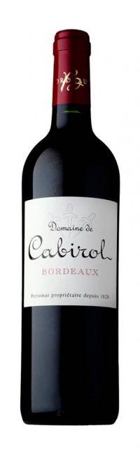 Vin Cabirol Rouge